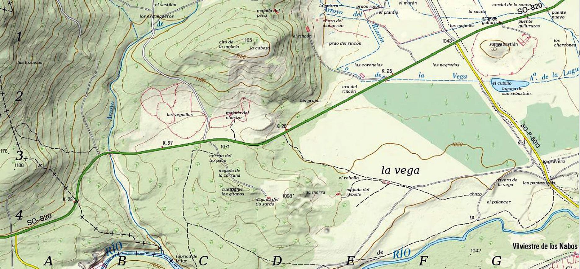 El Royo: La Vega